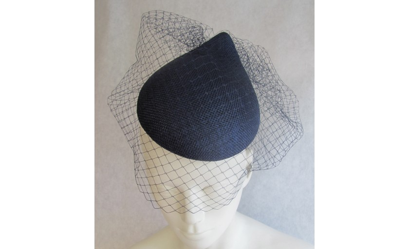 Ariane Delabays - Modiste à Lausanne - Confection de chapeaux - Collection Soirée - 1