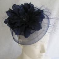 Ariane Delabays - Modiste à Lausanne - Confection de chapeaux - Collection Soirée - 2