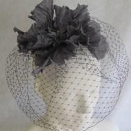 Ariane Delabays - Modiste à Lausanne - Confection de chapeaux - Collection Soirée - 3