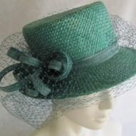Ariane Delabays - Modiste à Lausanne - Confection de chapeaux - Collection Soirée - 4