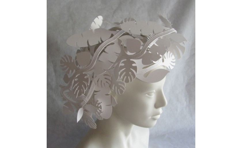 Ariane Delabays - Modiste à Lausanne - Confection de chapeaux - Collection Ballet - 3