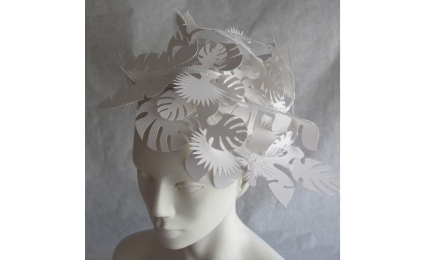 Ariane Delabays - Modiste à Lausanne - Confection de chapeaux - Collection Ballet - 2