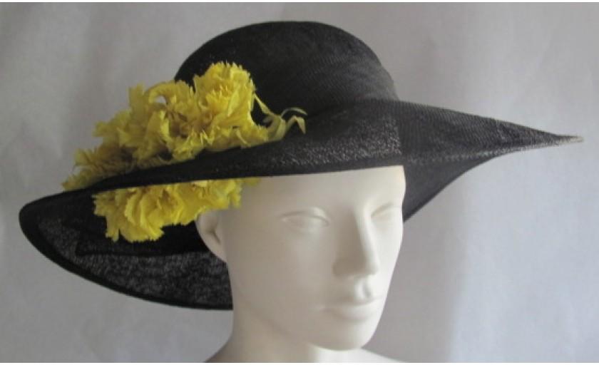 Ariane Delabays - Modiste à Lausanne - Confection de chapeaux - Collection Soirée - 8