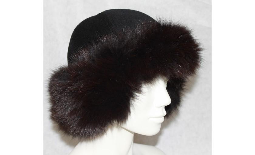 Ariane Delabays - Modiste à Lausanne, chapeau coupé-cousu 4