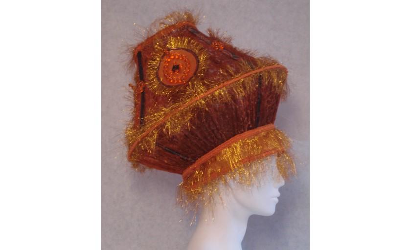 Ariane Delabays - Modiste à Lausanne - Confection de chapeaux - Collection Ballet - 6