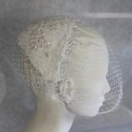 Ariane Delabays - Modiste à Lausanne - Confection de chapeaux - Collection Mariage - 4